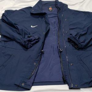 Nike Team USA Windbreaker And Jacket Mens Size L